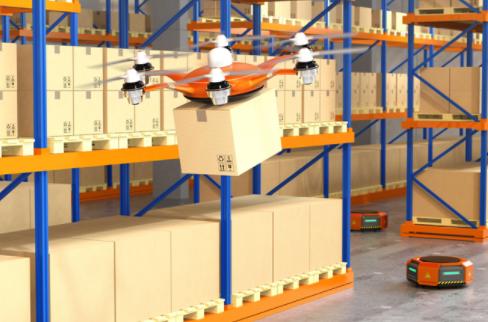 仓储物流机器人发展现状及未来趋势