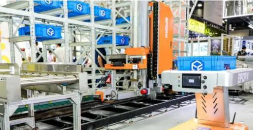 【万象】2021物流展:物流解决方案重磅升级 9大利器助力高效物流