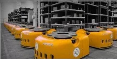 【万象】2021物流展:物流机器人已经发展到可以替代人力了?