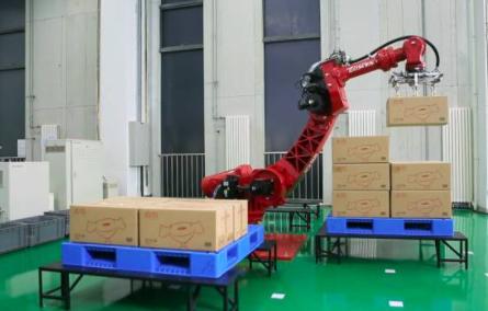 【万象】智慧物流展:AGV智能搬运机器人的应用范围详解